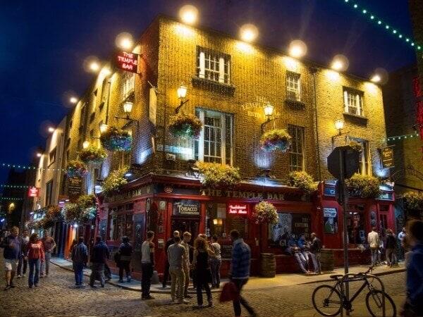 Kroegen in Dublin