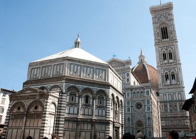 Duomo Battistero