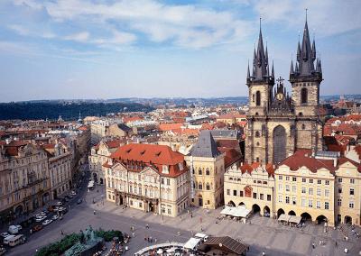 Prag Zentrum