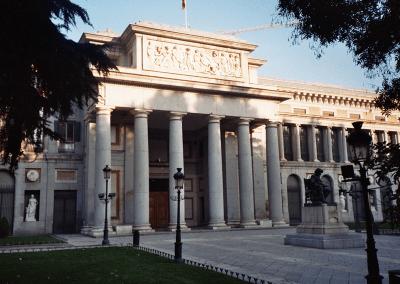 Prado Museo Madrid