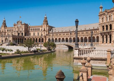 Sevilla Plaza Espana