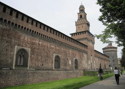 Castell Sforzesco
