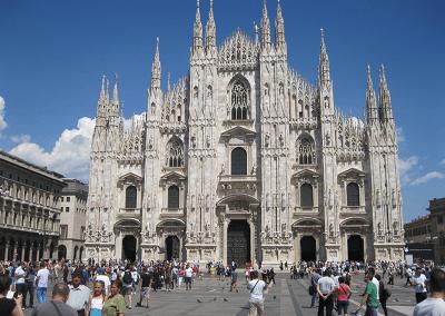 Dom Duomo Mailand