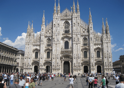 Dom Duomo Milaan