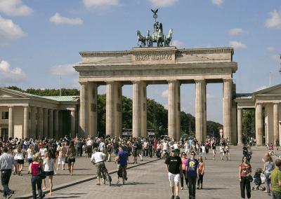 Berliner Brandenburger Tor