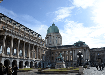 Boedapest Burcht