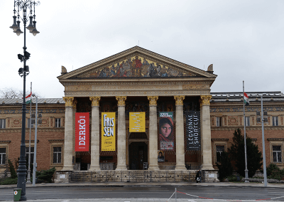 Boedapest Museum