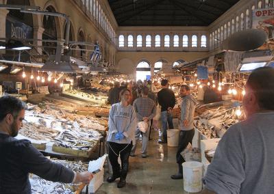 Varvakeio markt