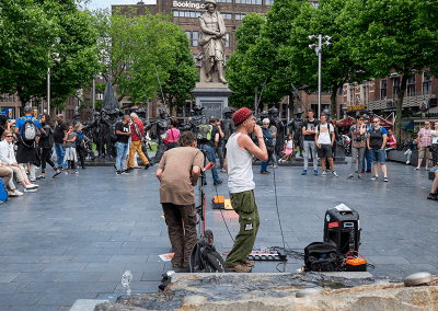 Plaza Rembrandt