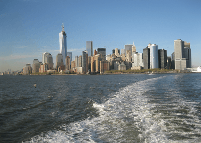 Manhattan Insel