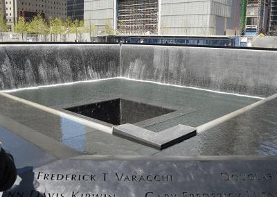 9-11 Memorial NYC