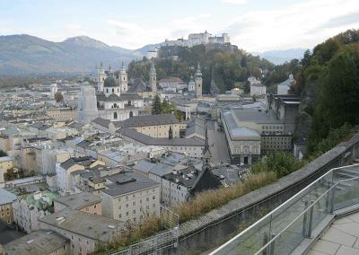 Salzburg overzicht