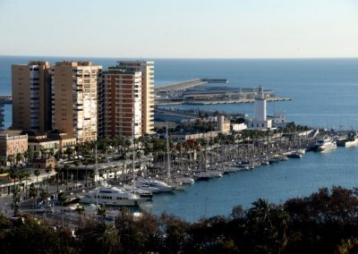 Malaga overview