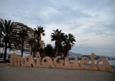 Malaga Küste