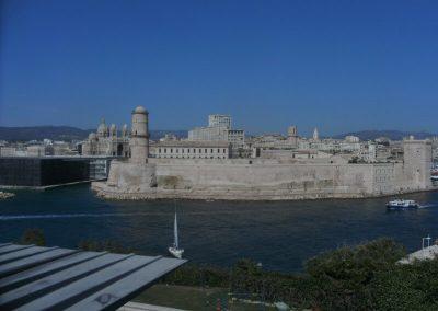 Marseille stad