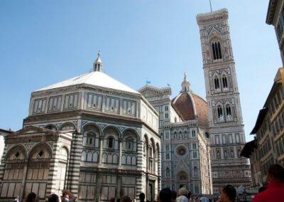 Florence Duomo Battistero