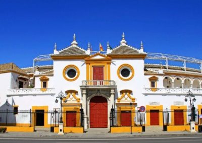 Plaza de Toros Seville