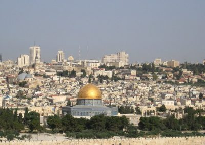 Jeruzalem overzicht