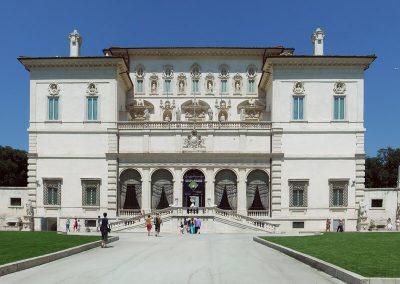 Rome Galleria Borghese