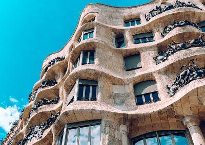 Sightseeing-Barcelona-Casa-Mila