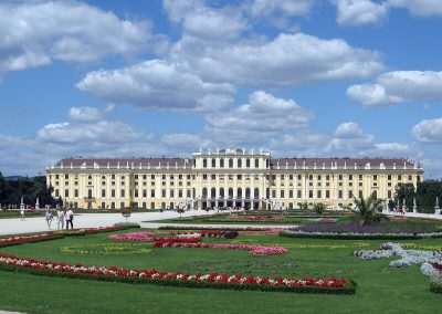Paleis Schonbrunn